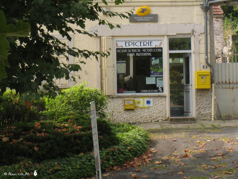 Agence postale multi-services