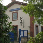 La gare de Boigneville