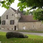La maison du bailli à Boigneville